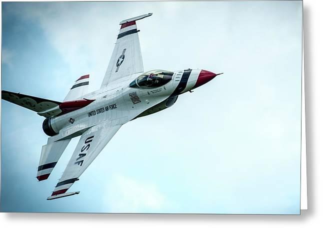Thunderbirds Photo Greeting Card