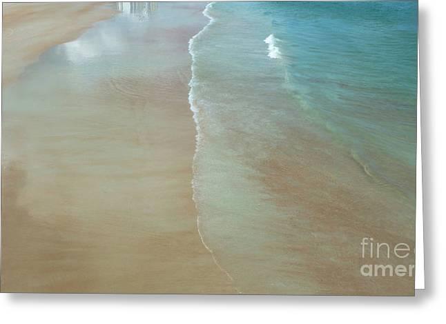 Tidal Reflections Greeting Card