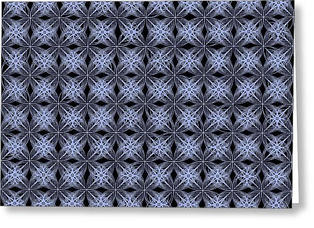 Tiles.2.107 Greeting Card