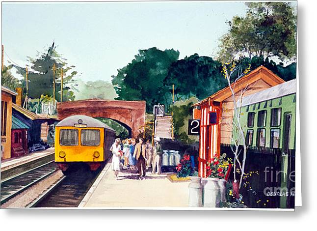 Tilton Station Greeting Card
