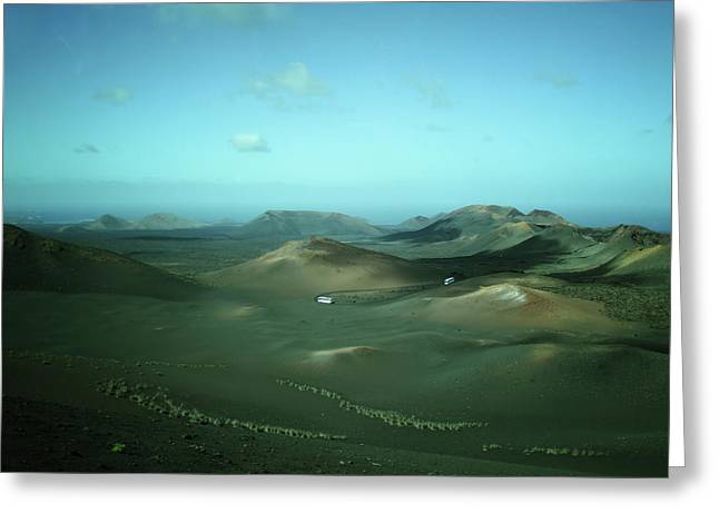 Timanfaya - Lanzarote Greeting Card