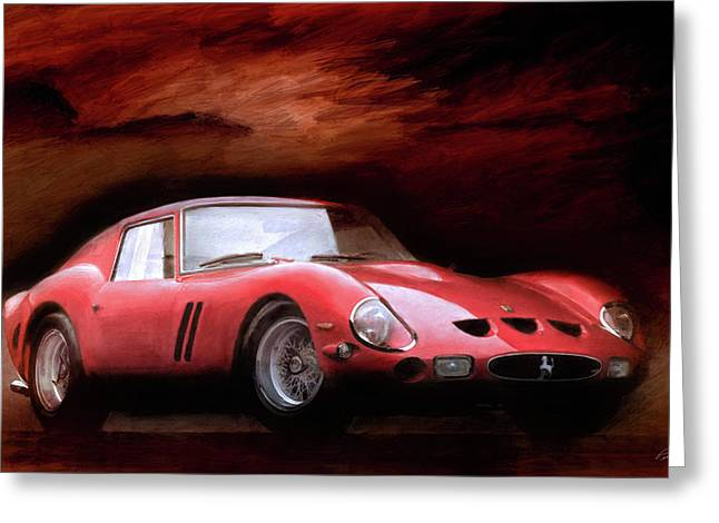 Timeless 250 Gto Greeting Card
