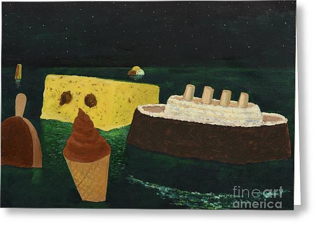 Titanic's Birthday Greeting Card