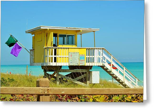 Ocean Photography Greeting Cards - To the Rescue 11 Greeting Card by Rene Triay Photography