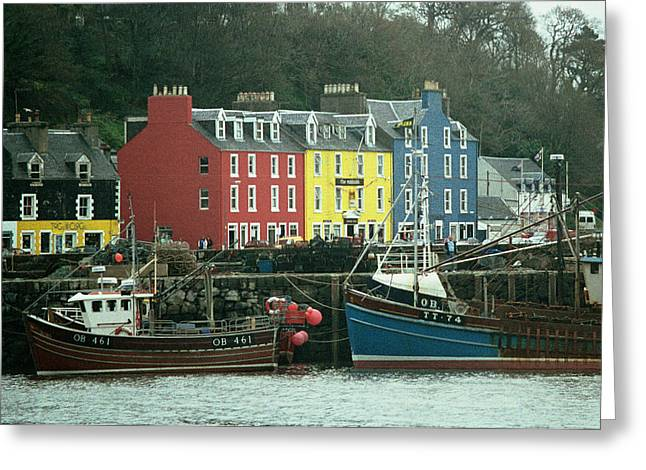 Tobermory I Greeting Card