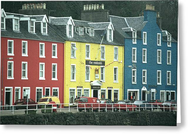 Tobermory II Greeting Card