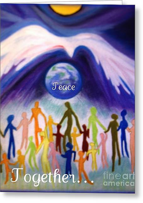 Together... Greeting Card
