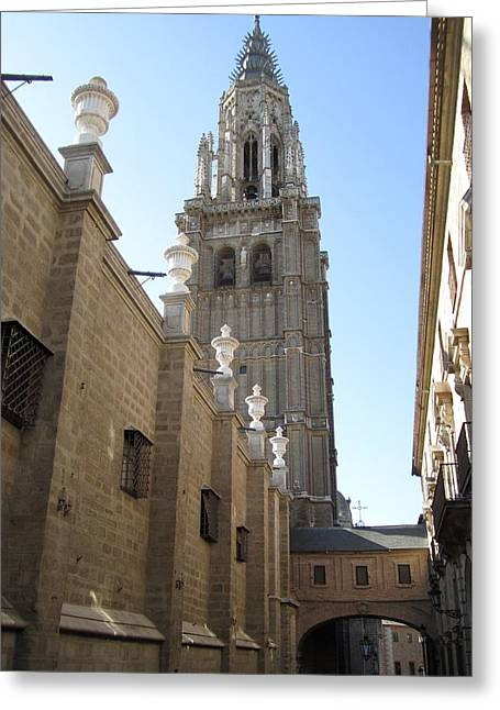 Toledo Church IIi Greeting Card