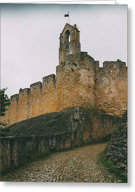 Tomar Castle, Portugal Greeting Card