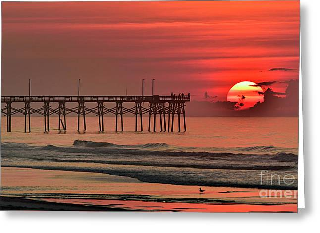 Topsail Moment Greeting Card