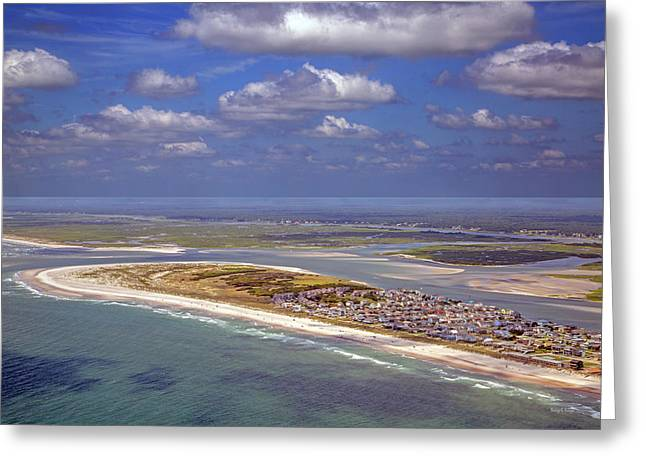 Topsail Overlook Greeting Card