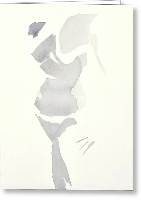 torso_1228 Up to 70 x 90 cm Greeting Card