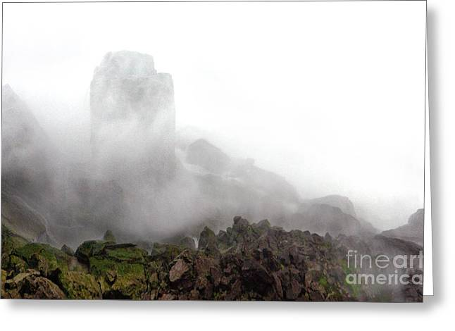 Greeting Card featuring the photograph Watch The Clouds Roll By by Dana DiPasquale