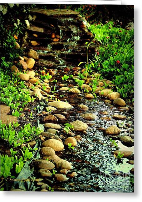 Tranquility Greeting Card