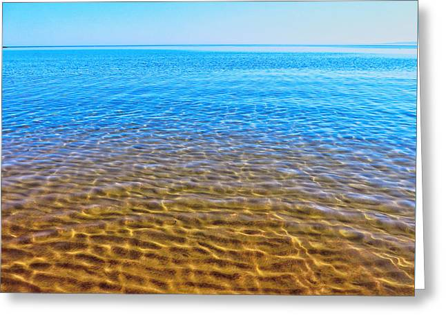 Greeting Card featuring the photograph Tranquility by Kathleen Sartoris