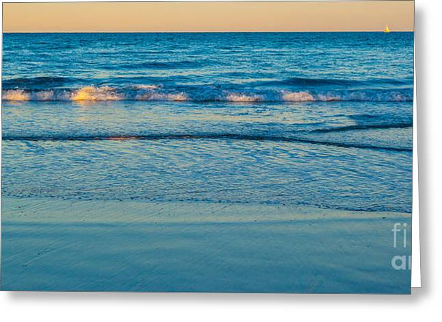 Greeting Card featuring the photograph Tranquility by Michelle Wiarda