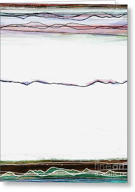 Transience Greeting Card by Andy  Mercer