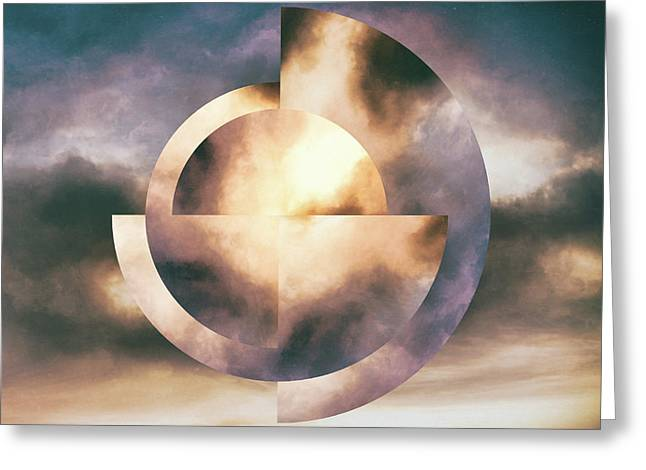 Translation Of God Greeting Card by Lonnie Christopher