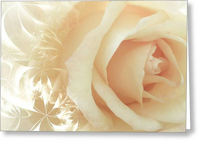 Tread Softly Greeting Card