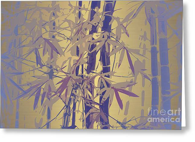 Tree Collection Greeting Card by Marvin Blaine