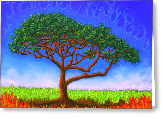 Tree Of Life 01 Greeting Card