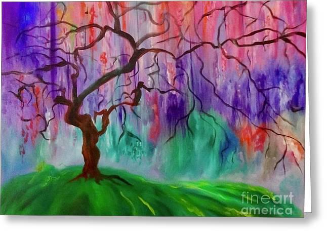 Tree Of Life 11 Greeting Card