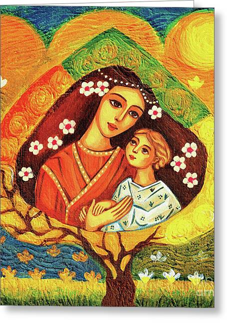 Tree Of Life II Greeting Card