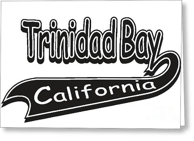 Trinidad Bay California Greeting Card by Robert Morrissey