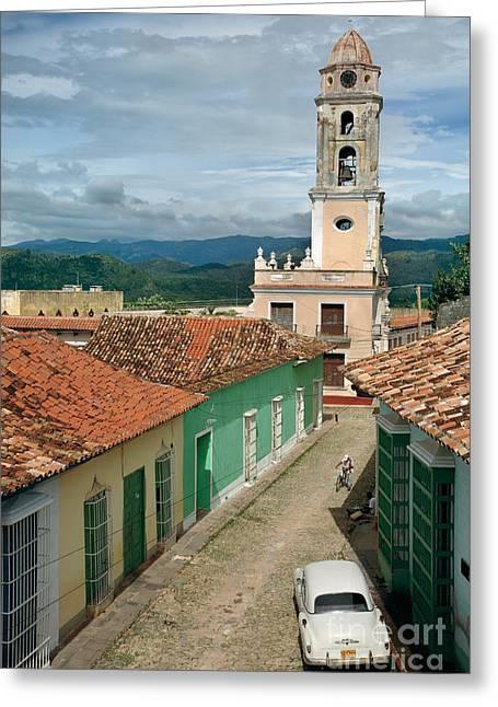 Trinidad - Cuba Greeting Card