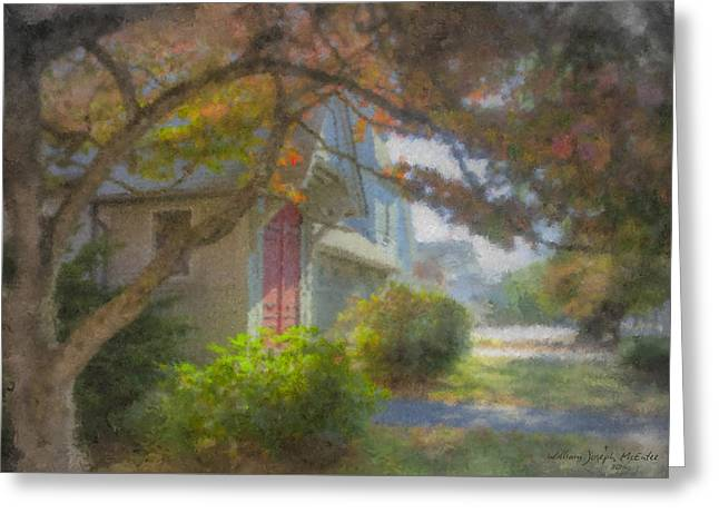 Trinity Episcopal Church, Bridgewater, Massachusetts Greeting Card