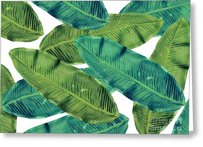 Tropical Colors 2 Greeting Card