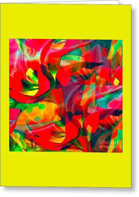Tulips IIi Greeting Card