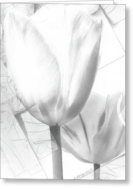Tulips No. 3 Greeting Card