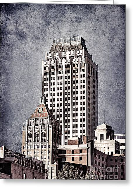 Tulsa Art Deco I Greeting Card