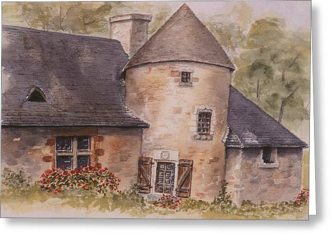 Turenne  Greeting Card by Mary Ellen Mueller Legault