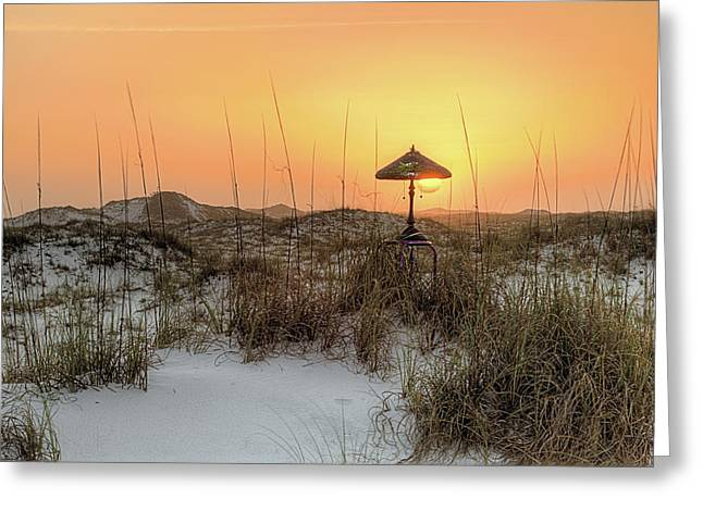 Greeting Card featuring the photograph Turn On The Light by JC Findley
