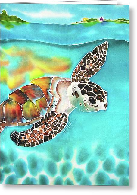 Turtle Creek Greeting Card