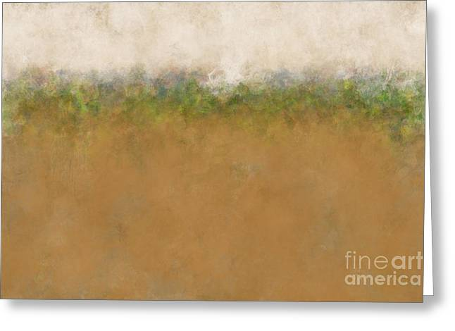 Tuscan Forest No.9 Greeting Card