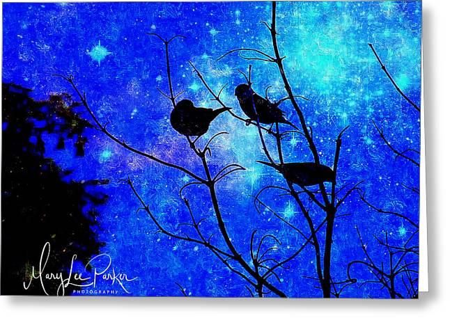Twilight Greeting Card