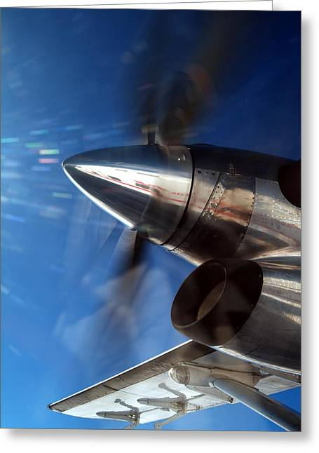 Twin Otter  Greeting Card by Richard Steinberger