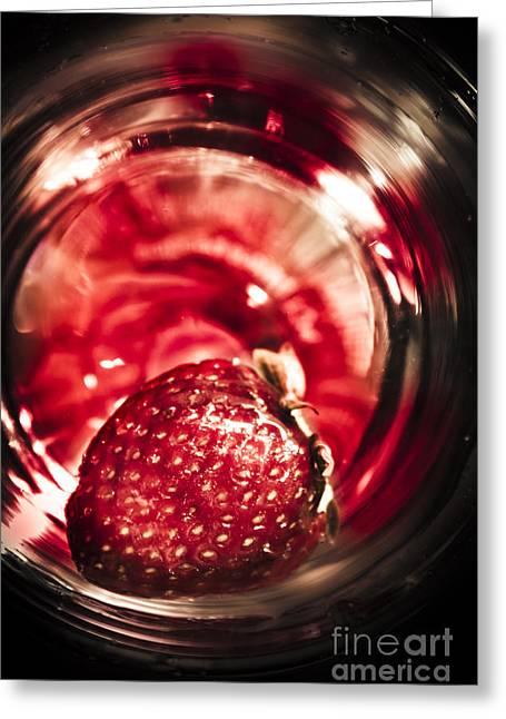 Twist Of Sweet Revenge Greeting Card by Jorgo Photography - Wall Art Gallery
