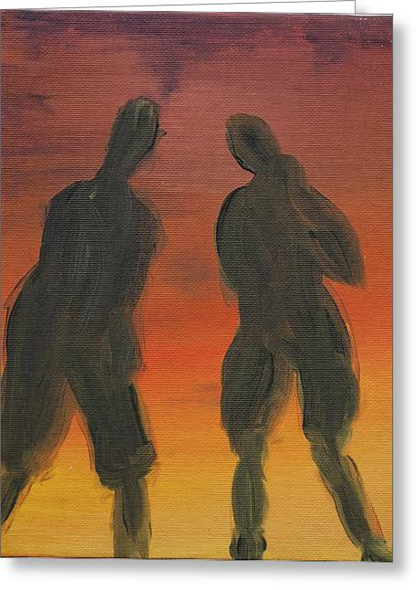 Image result for two shadows paintings