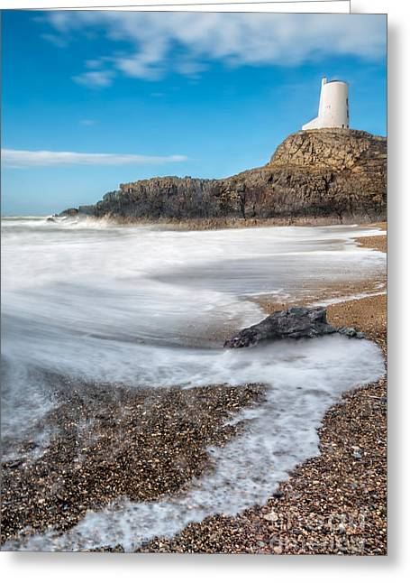 Twr Mawr Anglesey Greeting Card