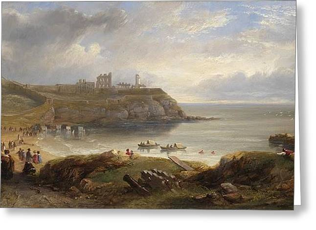 Tynemouth Greeting Card