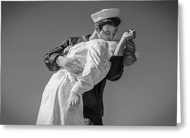 Unconditional Surrender 3 Greeting Card