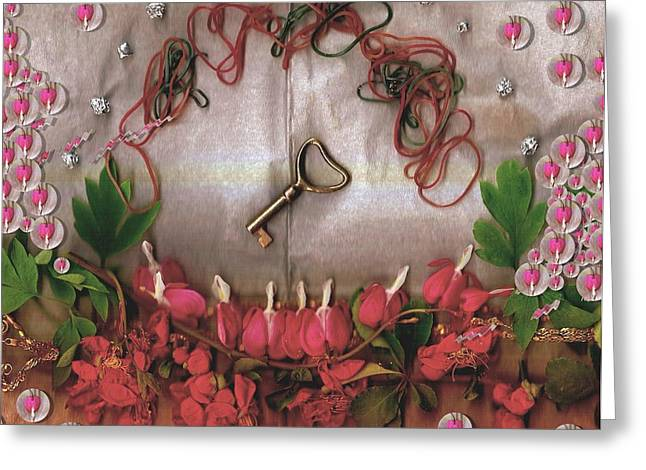 Under The Rainbow Greeting Card by Pepita Selles
