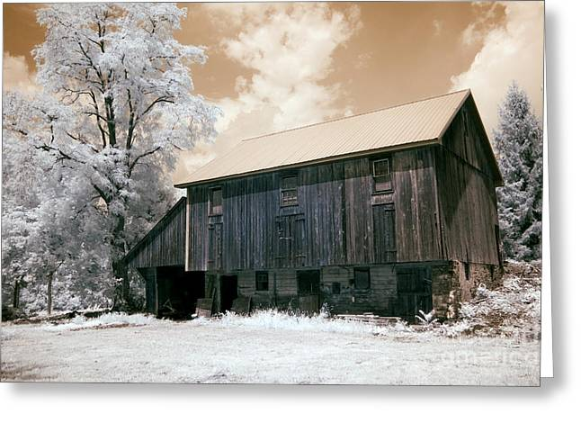 Underground Railroad Slave Hideout Greeting Card by Paul W Faust -  Impressions of Light