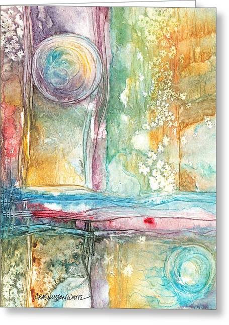 Undertow Greeting Card