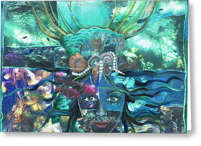 Underwater Enchantment Greeting Card