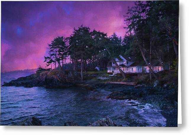 Greeting Card featuring the photograph Undreamed Shores - Chesapeake Art by Jordan Blackstone
